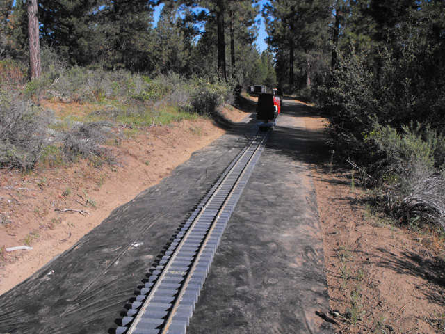 Track Laying Project